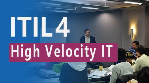 ITIL 4专家级-高速IT(ITIL MP-HVIT)